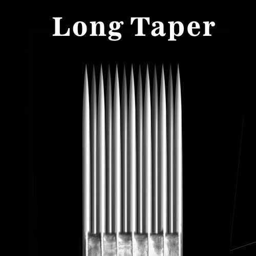 #12 straight long taper mags bloodmoney needles