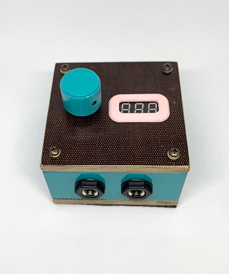 Apollo power supply -teal-