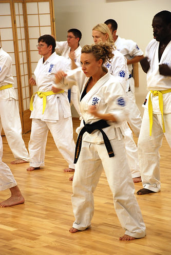 Senpai Crystal Greene in class