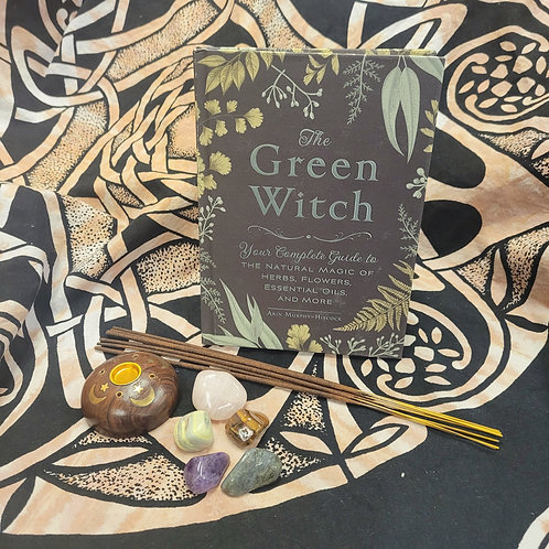 Girty's Woods Green Witch Box