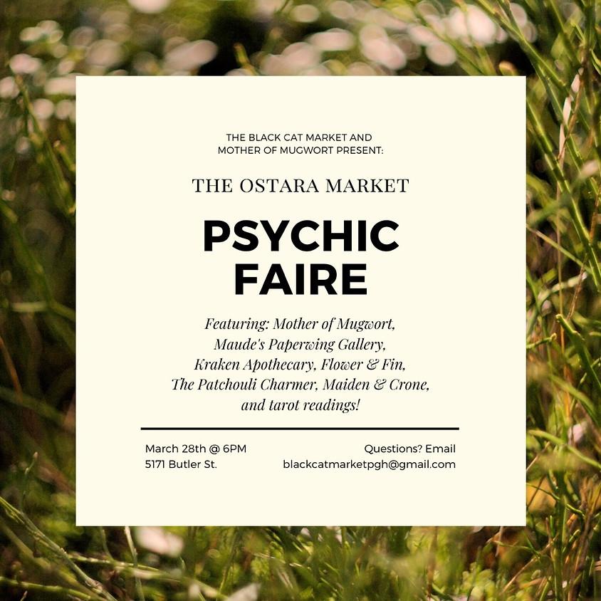 Psychic Faire: Ostara Market