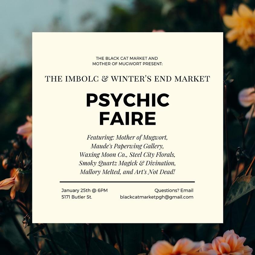 January Psychic Faire