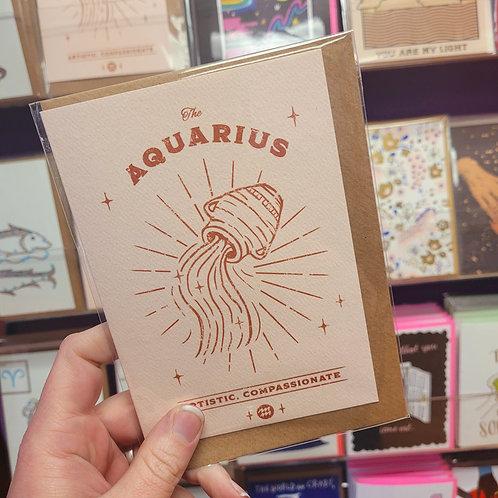 Cai & Jo Zodiac Cards