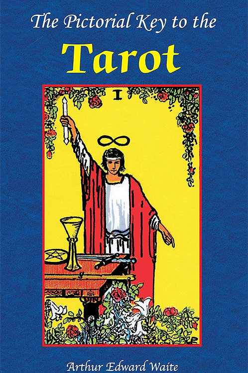 Book - Picturial Key to Tarot