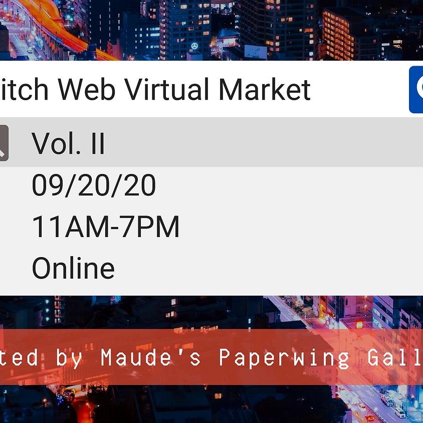 Witch Web Virtual Market Vol. II