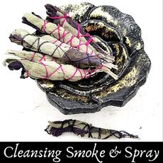 Cleansing Smoke & Sprays