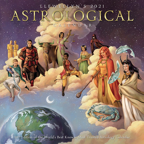 Astrological Calendar - 2021