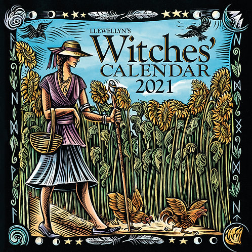 Witches' Calendar - 2021