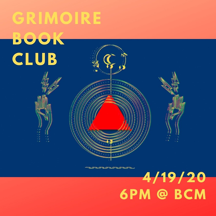 Grimoire Book Club - Waking the Witch