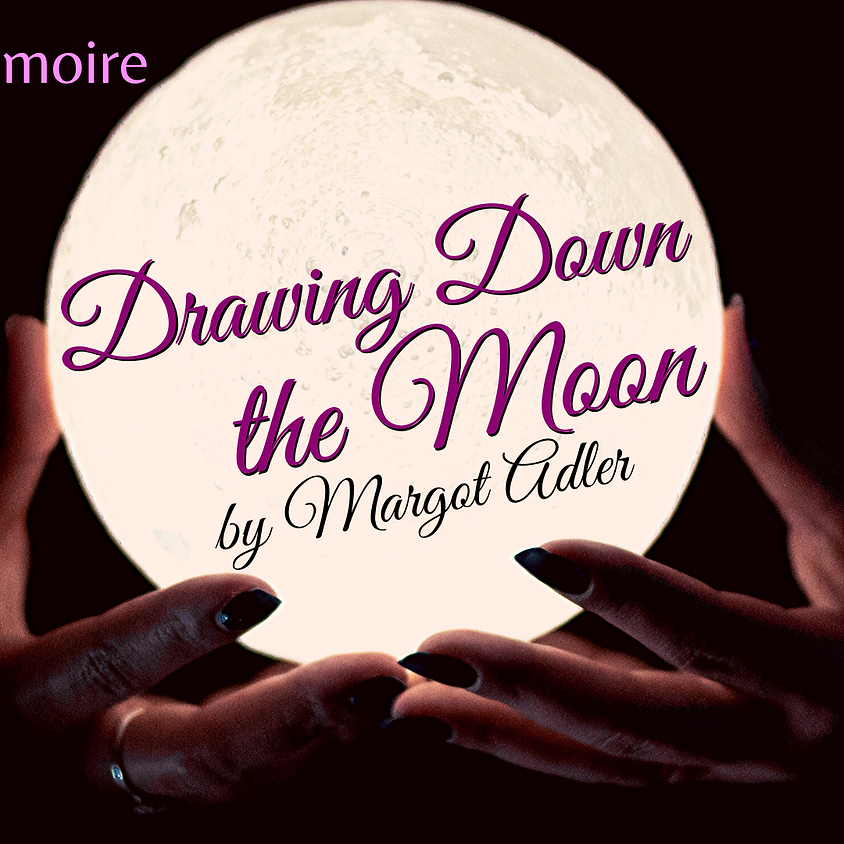 Grimoire Book Club - Drawing Down the Moon