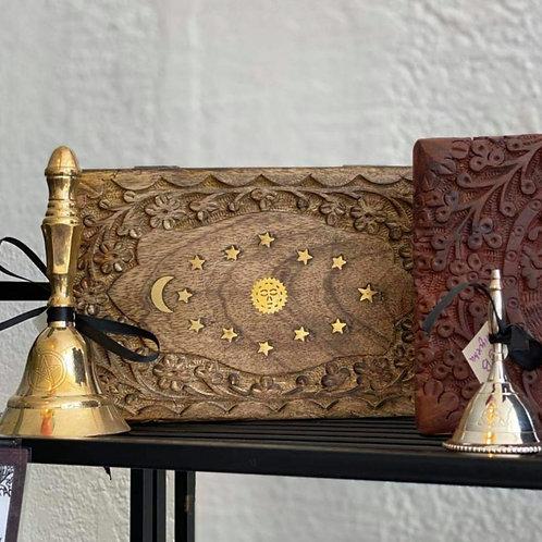 Celestial Inlay Box