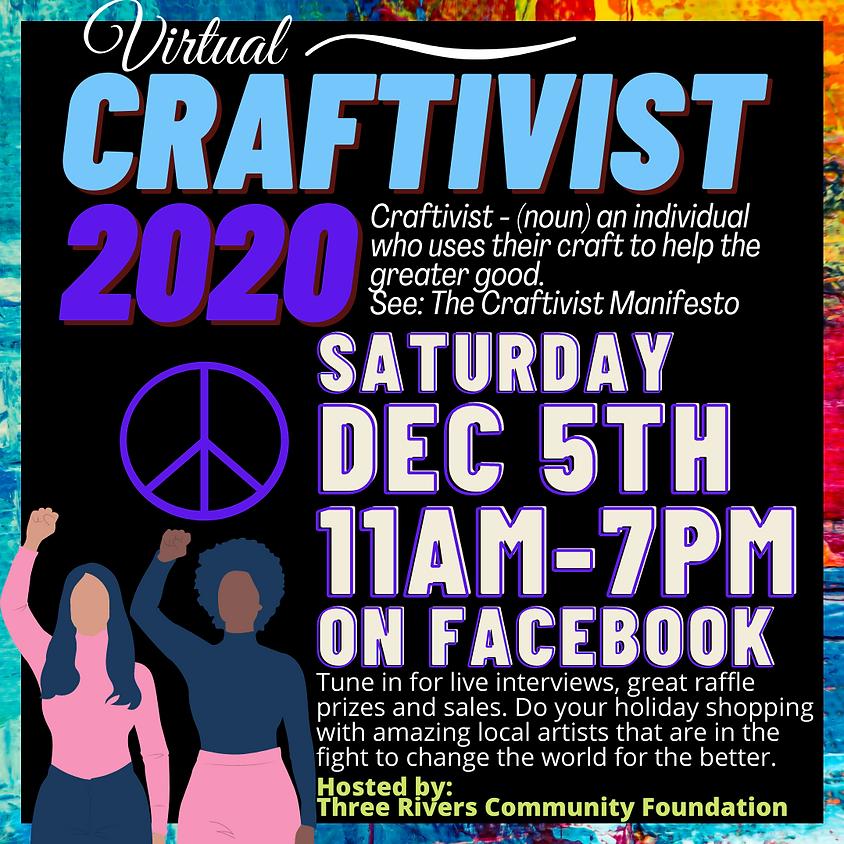 Craftivist 2020 - Virtual Edition