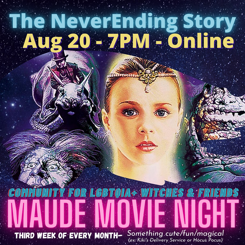 Maude Movie Night - The NeverEnding Story