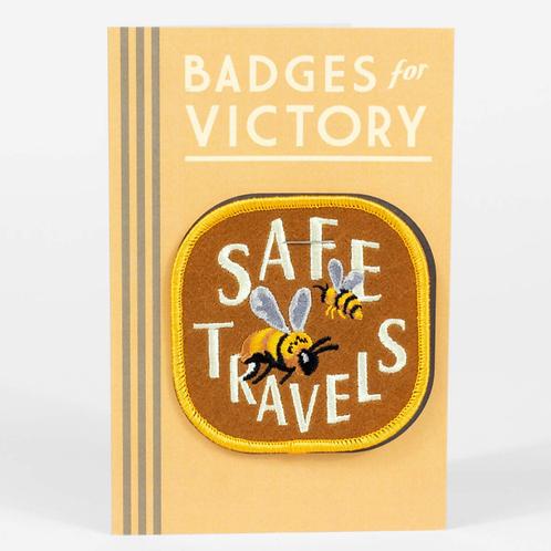 Safe Travels Patch