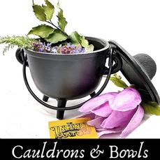 Cauldrons & Bowls