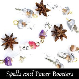 Spells and Power Boosters