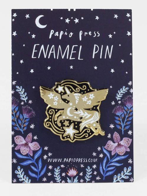 Celestial Pegasus Pin