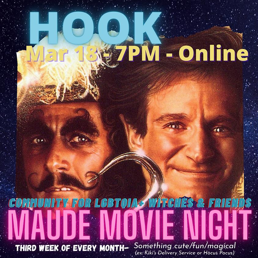 Maude Movie Night - Hook