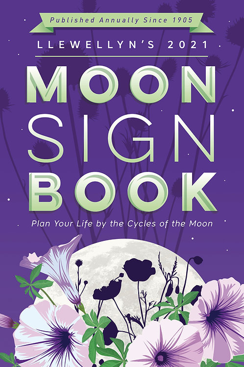 Moon Sign Book - 2021