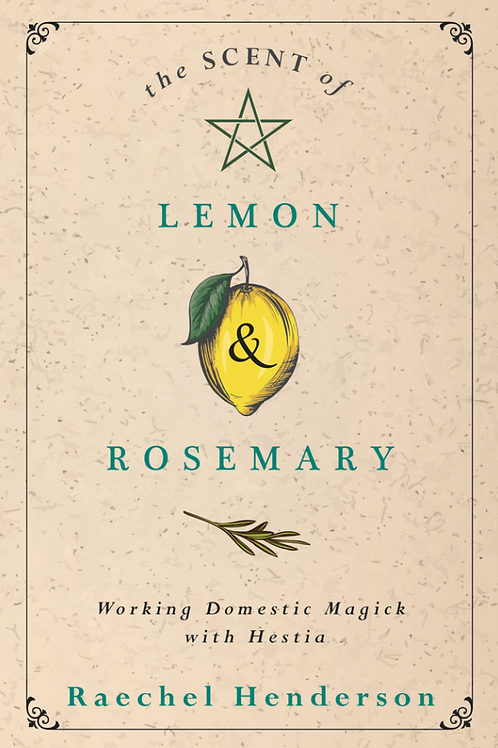 The Scent of Lemon & Rosemary