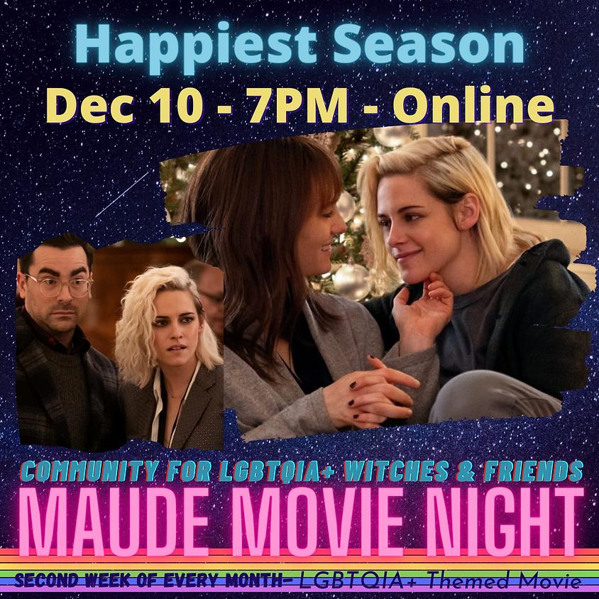 Maude Movie Night - Happiest Season