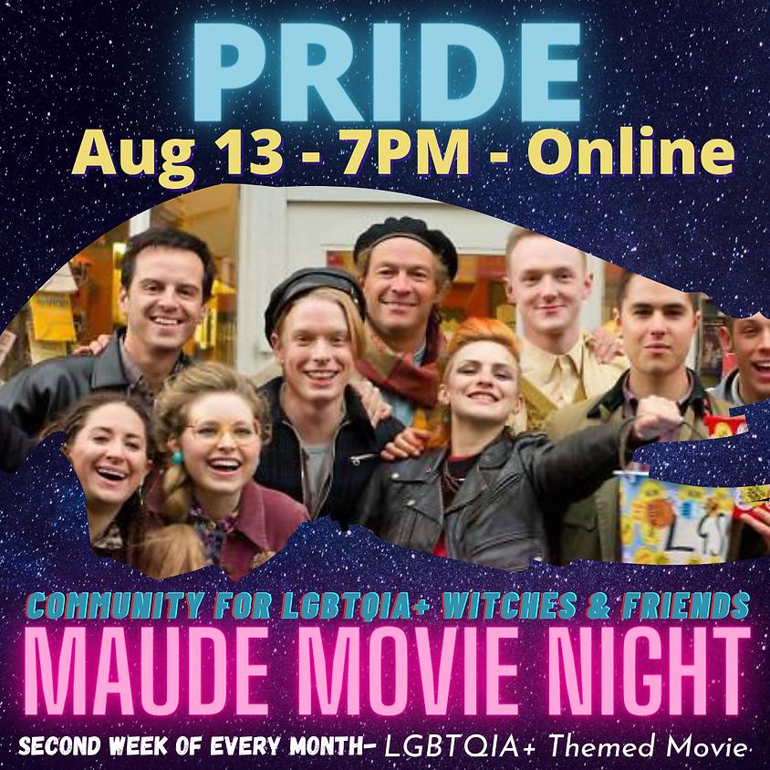 Maude Movie Night - PRIDE