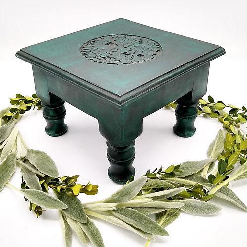 Green Man Alter Table