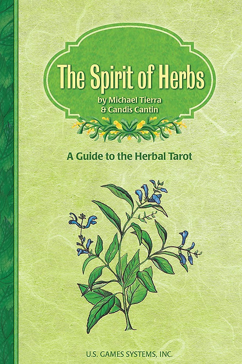 Book - The Spirit of Herbs