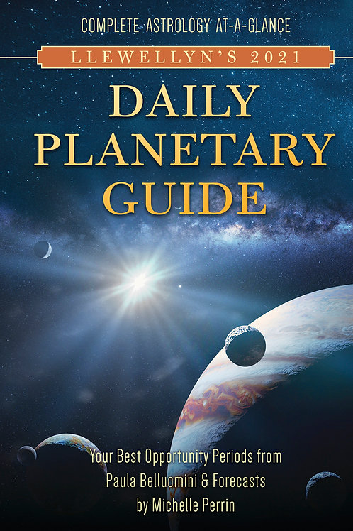 Daily Planetary Guide - 2021