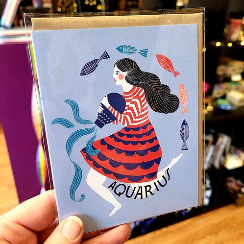 Lisa Congdon Zodiac Cards