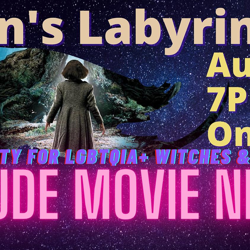 Maude Movie Night - Pan's Labyrinth