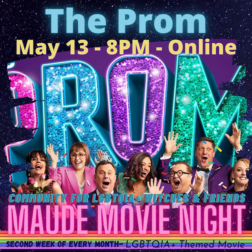 Maude Movie Night - The Prom