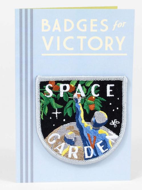 Space Garden Patch