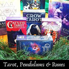 Tarot, Pendulums & Runes