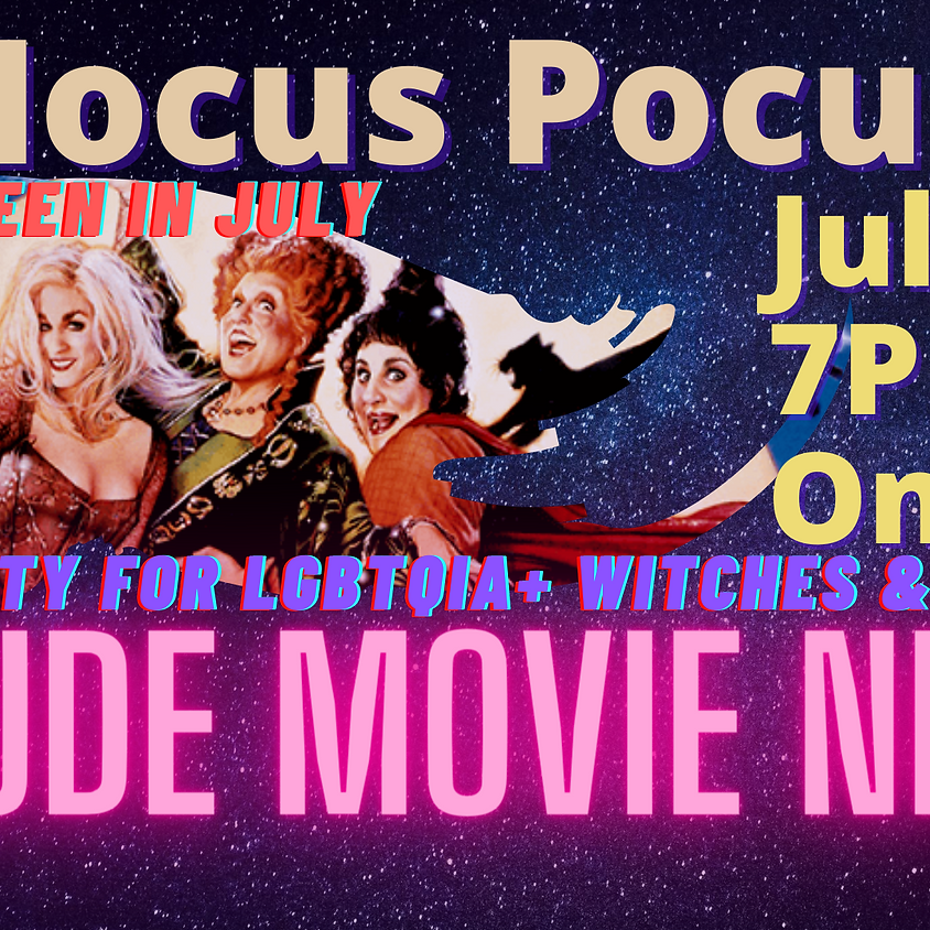 Maude Movie Night - Hocus Pocus