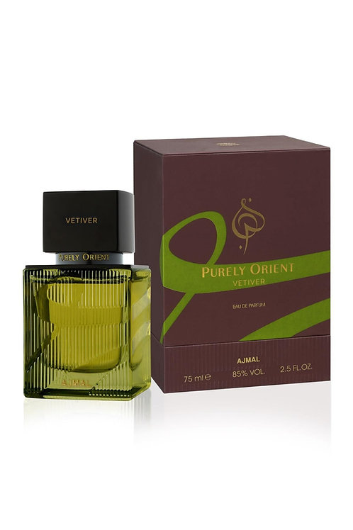 PURELY ORIENT VETIVER 75 ML – UNISEX