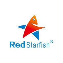 red starfish surface skimmer