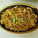 Seafood Stir-Fry Udon