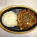 Spicy Chicken Bulgogi with Rice