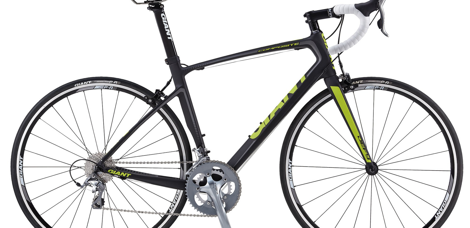 Giant Carbon Road Bike 56cm