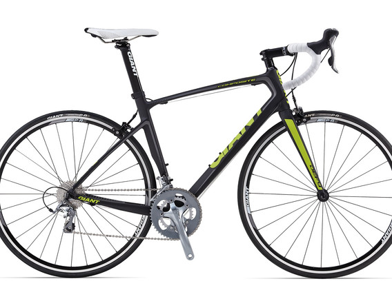 Giant Carbon Road Bike 56cm