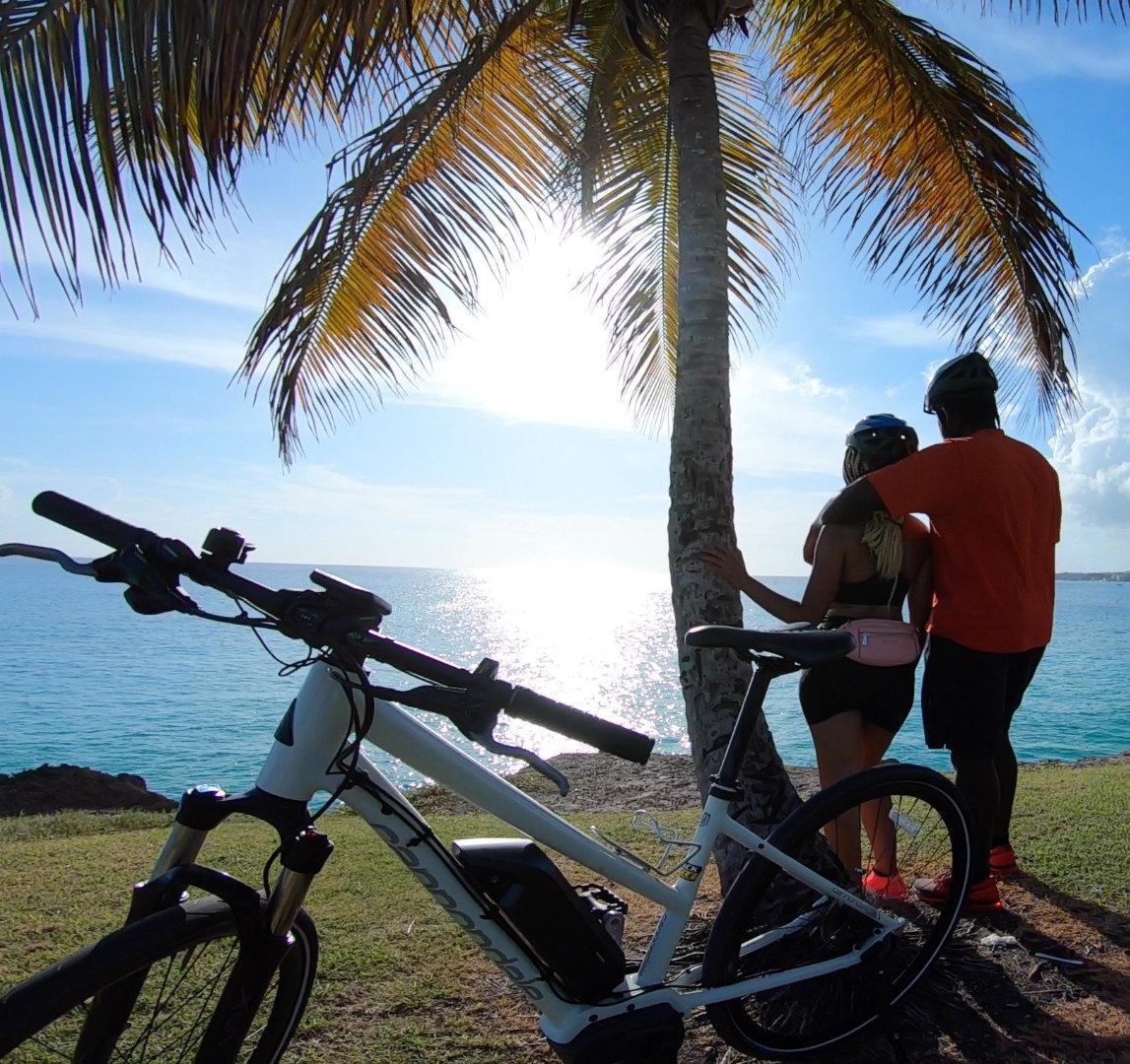 South Coast: Bicycle / EBike Tour