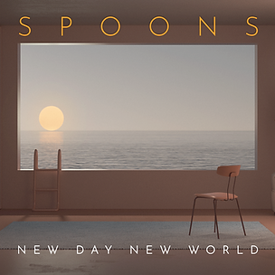 New Day New World Album Cover