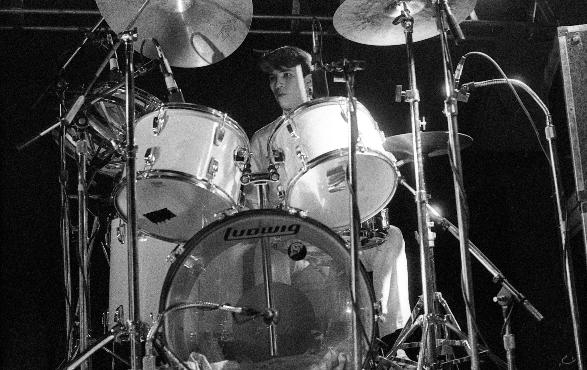 derrick  drums
