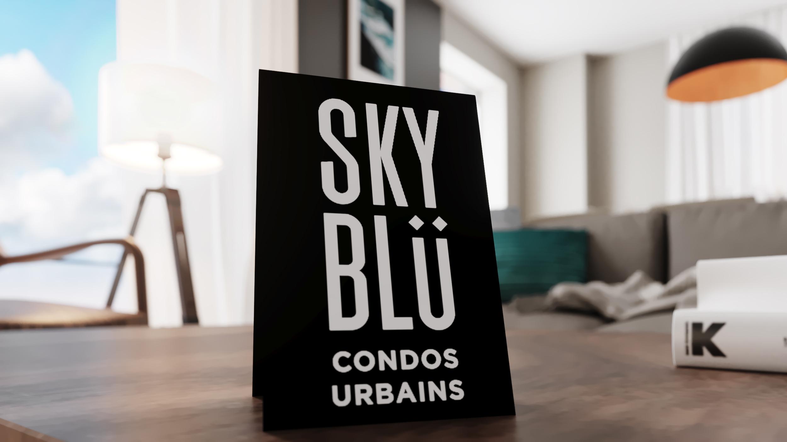 Skyblu vue 4  rustique