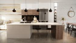 Rustic kitchen 2