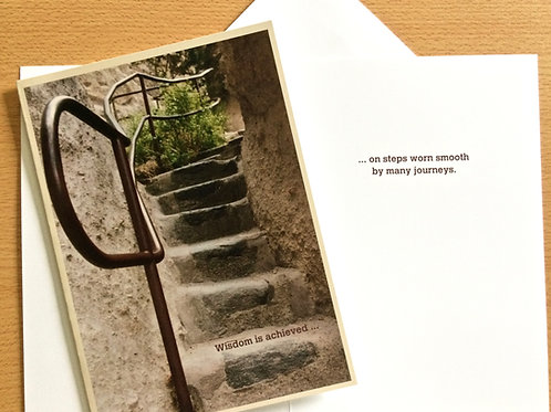 Steps to Wisdom