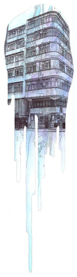 Pete Ross Art | Falls (2)