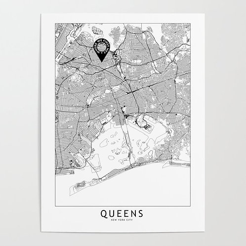 Queens Custom Map