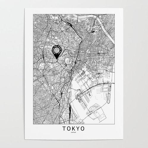 Tokyo Custom Map